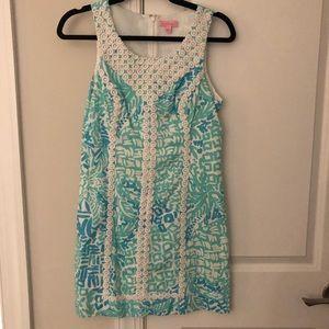 Sleeveless Women's Lilly Pulitzer Dress Size 2